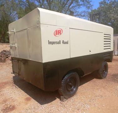 Ingersoll Rand 950Cfm Mobile Air Compressor