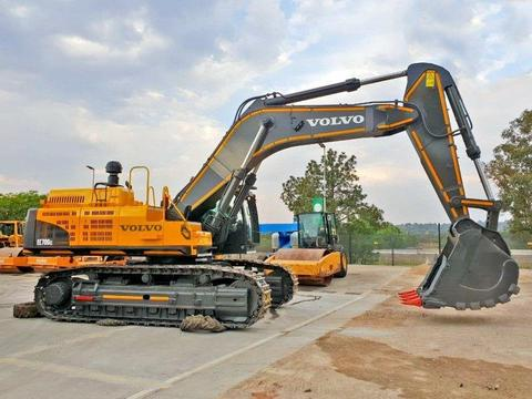 AUCTION: Excavators - WH Midrand 30 Oct Urgent