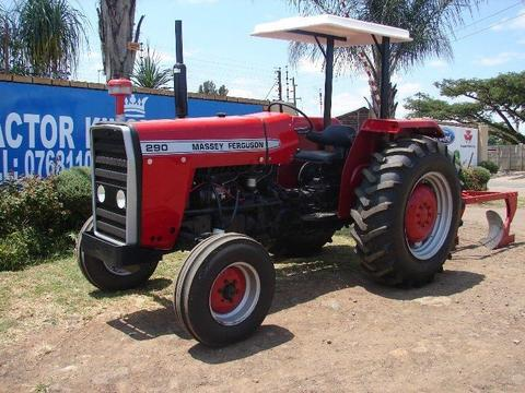 Massey Ferguson 290 2wd Tractor