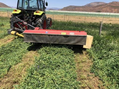 Conditioning mower for sale