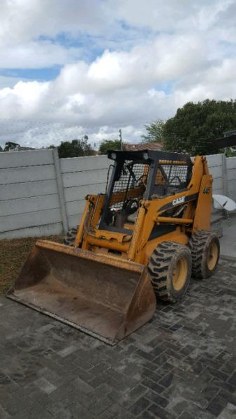 Plant Hire / Skid steer