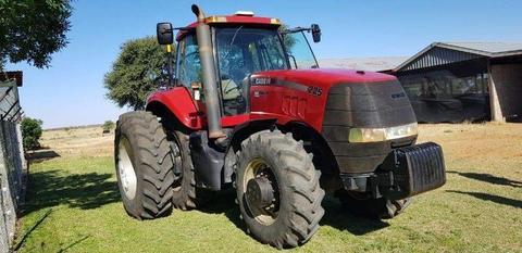 Case Trekker/Tractor