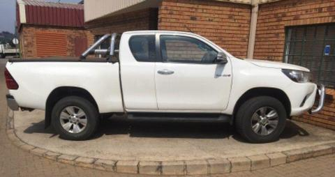 2016 Toyota Hilux Other