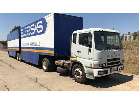 Mitsubishi Fuso FP18-340 Truck Tractor