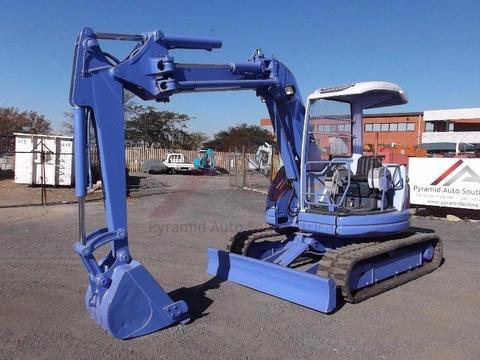 Komatsu PC50UU-2 Excavator