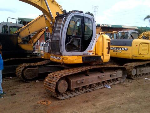 2007 New Holland excavator 20ton