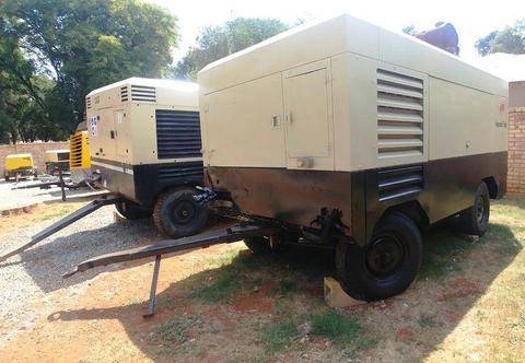 Ingersoll Rand (DOOSAN) 950CFM Diesel Compressor - XP950