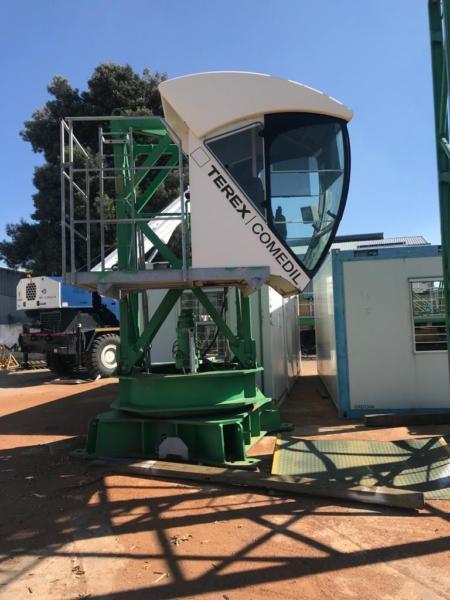 8 Ton - Terex-Comedil Tower crane