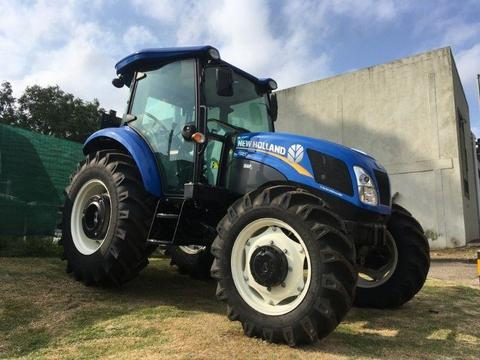 NEW 2019 New Holland TD 5.75 4wd 55kw Cab Tractor for sale - R395 000.00 excl. VAT