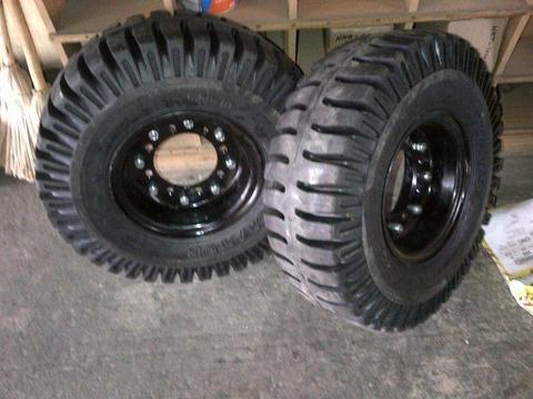 Tyres | Forklifts | Graders | Dumpers | Rims | Red Jacket Group