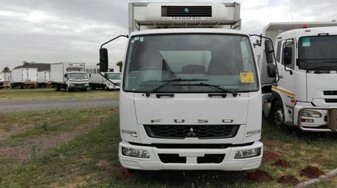 2013 Mitsubishi Fuso FK 10 : 240 - Fridge Unit For Sale