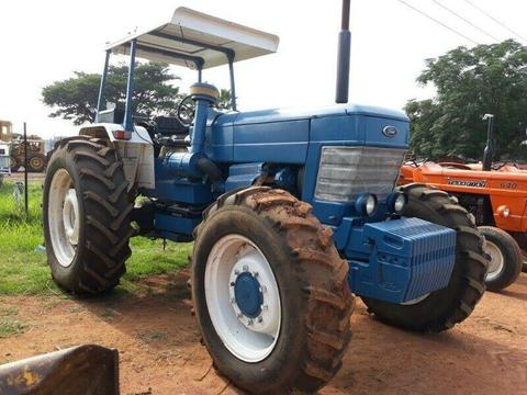 2003 FORD 8010 TRACTOR 4X4