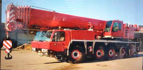 130 TON - TADANO FAUN - ATF 130G-5 - ALL TERRAIN MOBILE CRANE