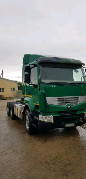 Renault 440 DXI Truck