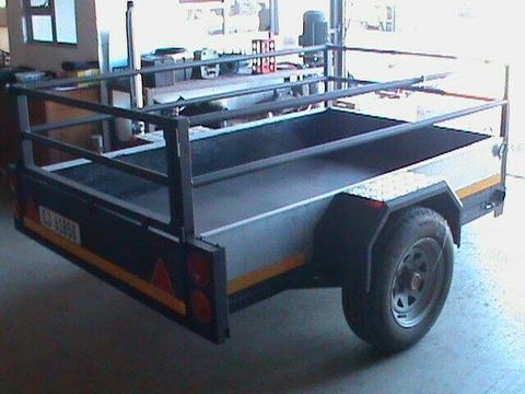 Tip trailer