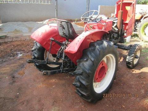 Yanmar Tractor YM276